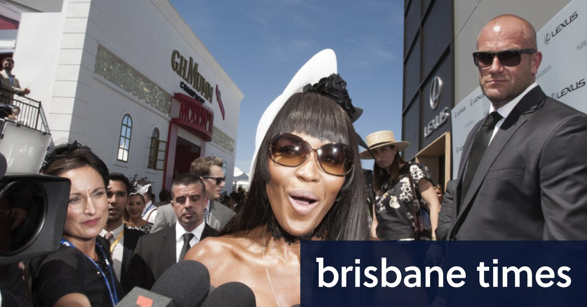A look back at the celebrities who have rattled Flemington's Birdcage