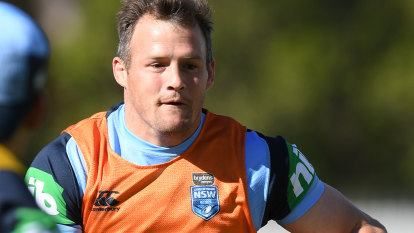 No Blues for Morris if Roberts takes his Origin spot