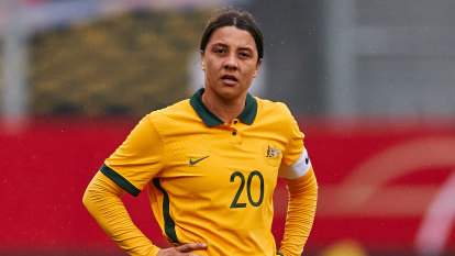 'I don't think we were very good': Kerr's verdict after Matildas drubbing