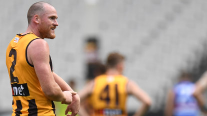 Ingles' allegiance goes to Box Hill Hawks after Roughead move