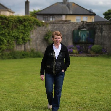 Catherine Corless: her discovery that there were no official burials for hundreds of babies at a mother and baby home in Galway, Ireland, led to an investigation into 17 more institutions.