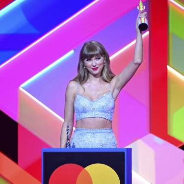 Taylor Swift: Coinciding with her album release dates is not great for a local artist's sales.