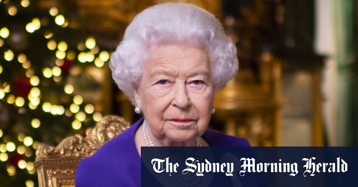 'You are not alone' Queen Elizabeth says in Christmas speech – Sydney Morning Herald