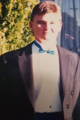Michael Beaver, who died by suicide in 1993 after spending time in Kenja.