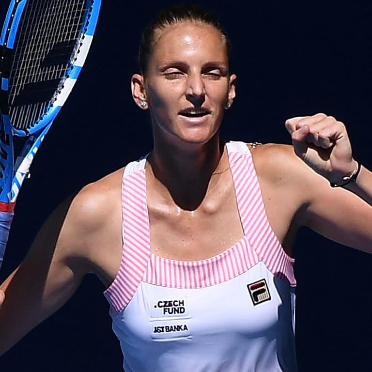 'I was almost in the locker room': Pliskova fight stuns Williams