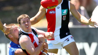 Recruits make Saints look better again, North's new look will take time to click km