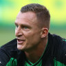 Berisha quits Australia, heads back to Germany in pursuit of final contract
