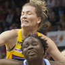 Swifts surrender seven-goal lead against defending champs