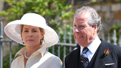 Another royal divorce, as the Earl of Snowdon announces 'amicable' split
