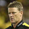Damien Hardwick seeks answers on Tigers