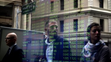 Australia's stock market was higher on Friday, but under-performed major Asian markets, as risk appetite returned.