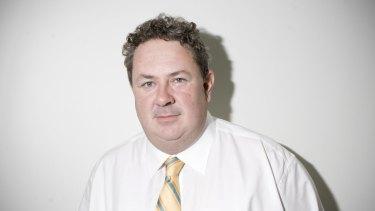 Helloworld CEO Andrew Burnes.