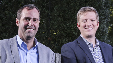 Sezzle co-founders Charlie Youakim and Paul Paradis will not be selling any shares into the IPO.