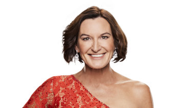 Cassandra Thorburn on Dancing With the Stars.