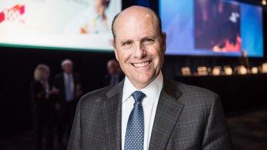 CSL CEO Paul Perreault.