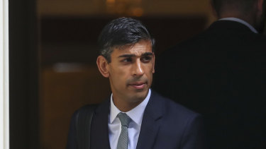 Rishi Sunak has been promoted to chancellor but only entered Parliament in 2015.