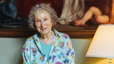Margaret Atwood offers a hint of optimism.