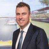 Melbourne Storm chairman Matt Tripp.