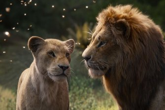 The Lion King remade as a wildlife documentary. The original was better.