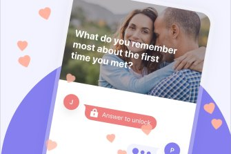 The Paired app launched last year.