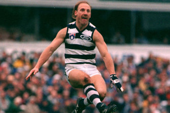 Gary Ablett senior is regarded by many as the greatest player of all.