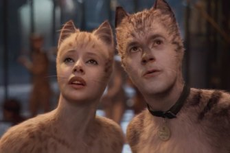Cats has performed below expectations in its opening weekend.