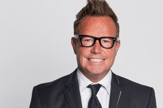 Sydney weather presenter Tim Bailey is among those retrenched by 10.