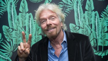 Richard Branson, who is a minority investor in Virgin Hyperloop One, says it's one of the most exciting things he's been involved in.