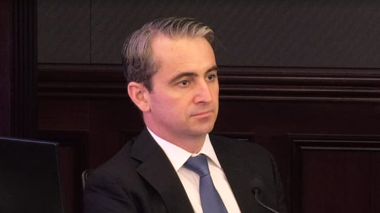 CBA's Matt Comyn, the first big four chief executive to appear before the inquiry, said there would be no significant disadvantage to the bank if it decided to be the first in the industry to get rid of variable pay for its frontline staff.