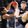 4 Points: Carlton's trio of No.1 draft picks stand up and deliver