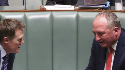 Silly point: Joyce defence of Porter ridicules parliamentary rules