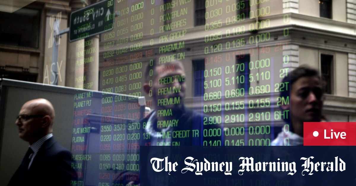ASX regains ground thanks to CSL banks – The Sydney Morning Herald