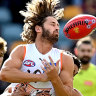 Giants miss the start as Lions lay down flag claims with thumping win