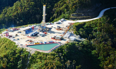 Oil Search says Exxon, Total ready to revive PNG gas field talks