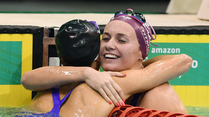 Another night, another barnstorming swim: Who can stop Ariarne Titmus?