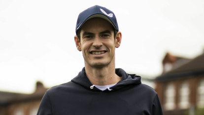 Pain-free Murray targeting competitive return after hip surgery