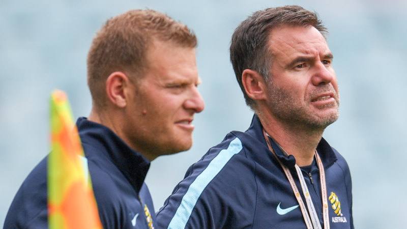 Matildas eager and nervous about meeting new boss Ante Milicic