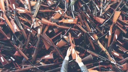 'Instruments designed to kill': The suburbs where NSW keeps a million firearms in private arsenals