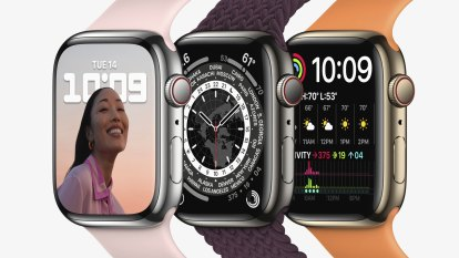 With Series 7, Apple Watch has hit its innovation ceiling