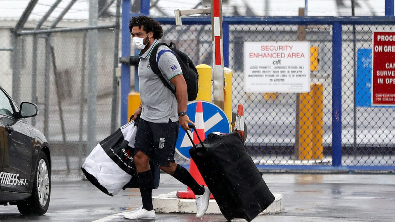 'This could be the making of us': Warriors finally land in Australia – Sydney Morning Herald