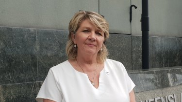 Bravehearts founder Hetty Johnston is throwing her hat in the ring as an independent for a Queensland senate spot at the upcoming federal election.