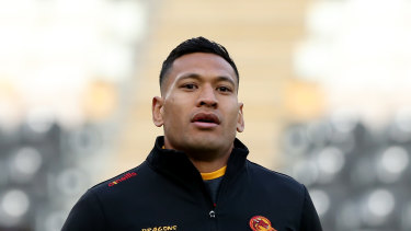 Israel Folau isn't wanted by the NRL hierarchy but some clubs have other ideas.