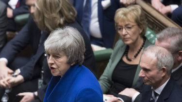 Theresa May is back to the Brexit drawing board after a tumultuous week in the UK parliament.