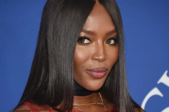 Naomi Campbell modelled for fashion heavyweights such as Versace, Chanel, Prada, and Dolce & Gabbana.