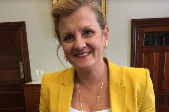 Redland City mayor Karen Williams.