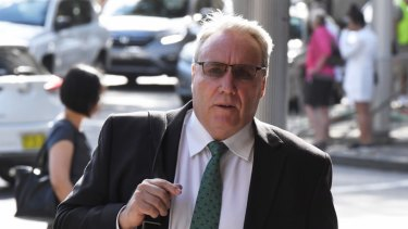 "Michael Cranston was trying to dissuade his son from becoming involved with the ""wrong kind of people"", a jury has heard."