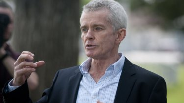 Malcolm Roberts is seeking reelection after being disqualified under Section 44 of the constitution.
