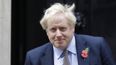 British Prime Minister Boris Johnson is stretching the truth. But why?
