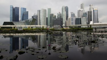 Singapore is trying to lure more and more big-name companies to the country.