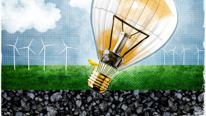 Despite neglect at the top, we're muddling towards low-carbon electricity